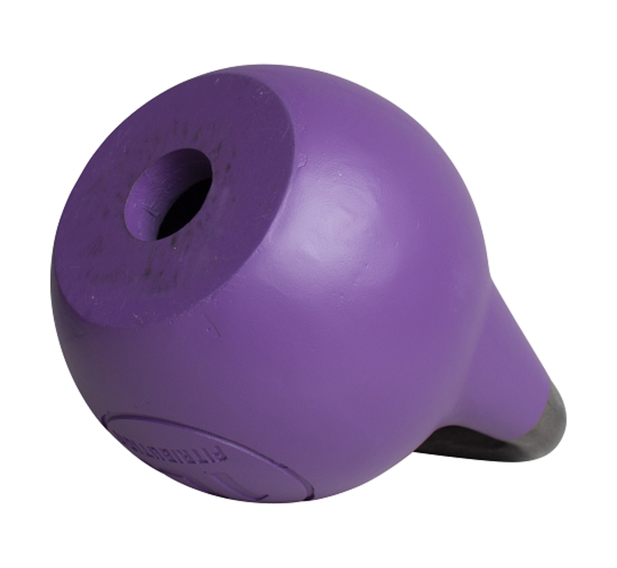 10kg kettlebell compétition creux (acier)