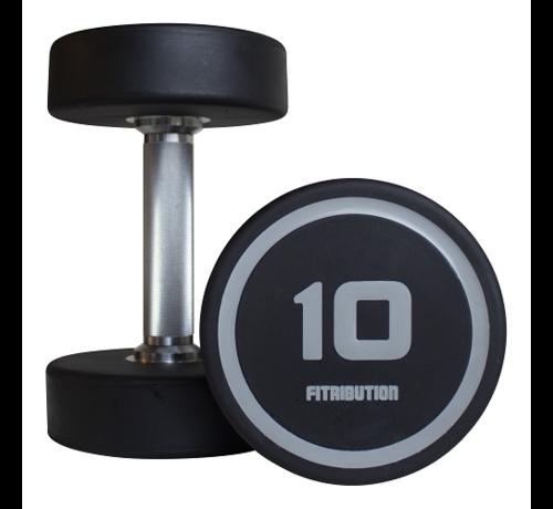 Fitribution Mancuernas de uretano dynamic 2-30kg 15 pares