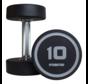 Haltères en uréthane dynamic 2-30kg 15paires