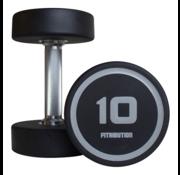 Fitribution Mancuernas De Uretano  dynamic 2-50kg 25 Pares