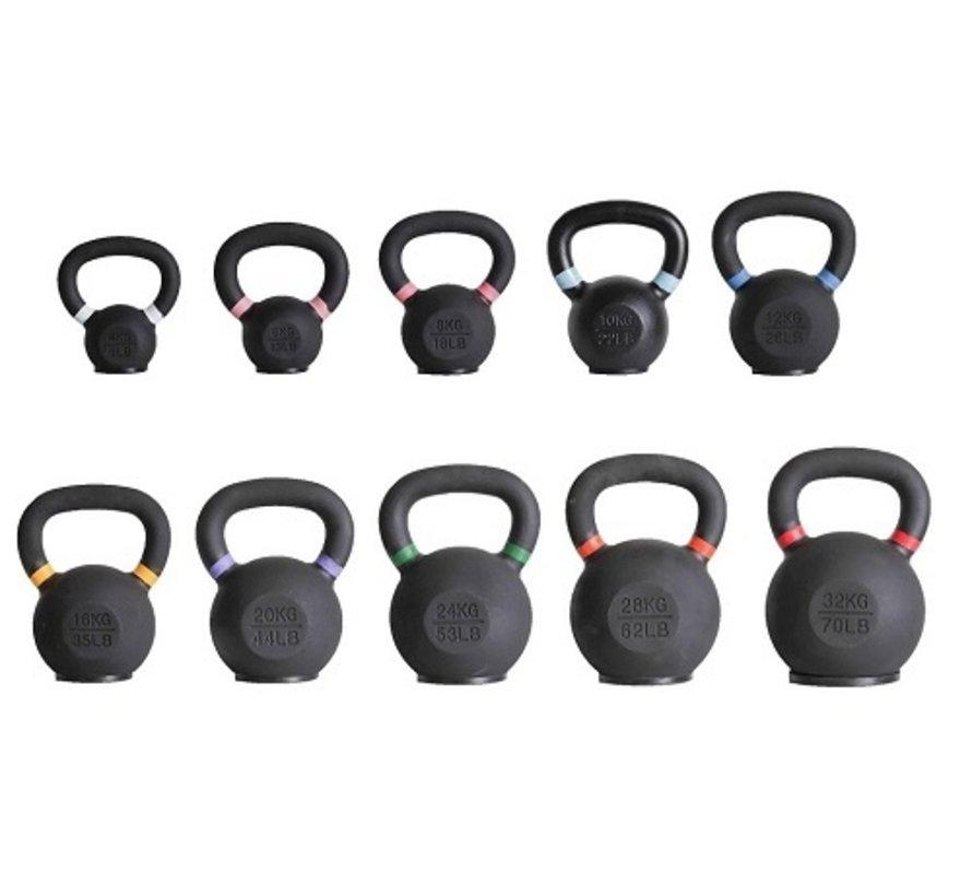Kettlebells set 4-32kg 10 pieces
