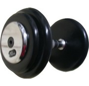 Fitribution Classic rubber dumbbells 2-24kg 12pairs