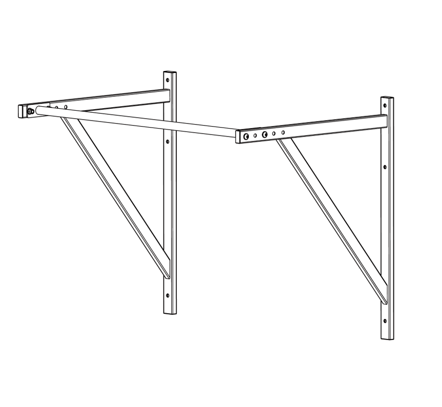 Crossfit Pull Up bar