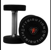 Fitribution Urethaan dumbbells luxe 2-40kg 20paar