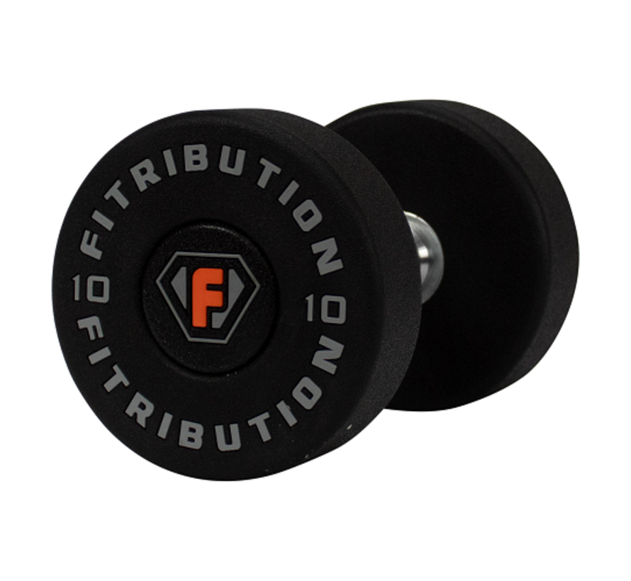 Urethane dumbbells luxe 2-40kg 20pairs