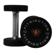 Fitribution Urethane dumbbells luxe 2-50kg 25pairs