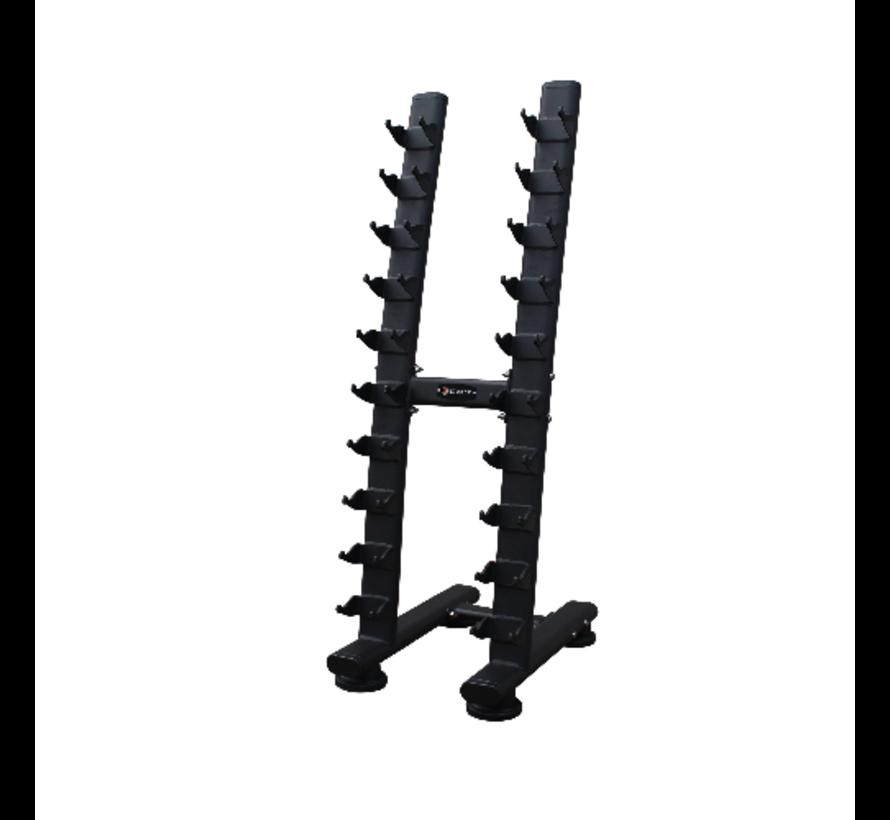 Rack haltères tour pour 1 - 10kg (10 paires)