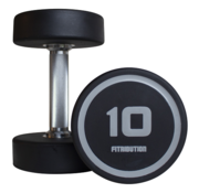 Fitribution Haltères en uréthane dynamic  2-20kg 10paires