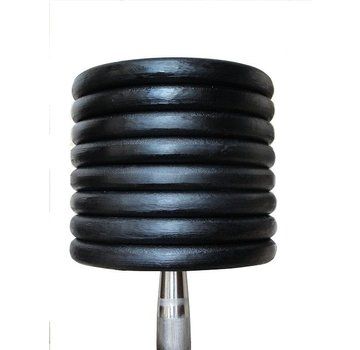 Fitribution Classic iron dumbbells 4-20kg 9pairs