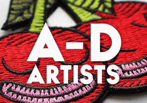 Artists A - D