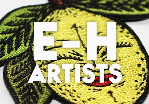 Artists E - H