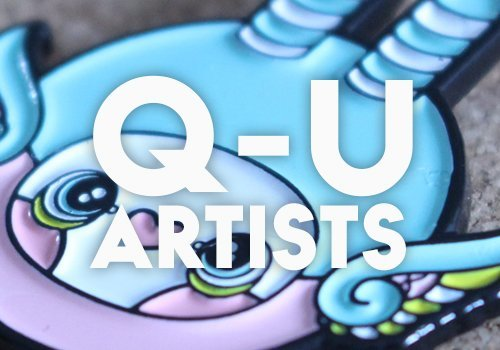Artists Q - U