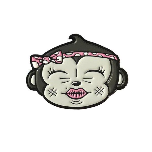 Plukkie pin (Mono) by Creamlab