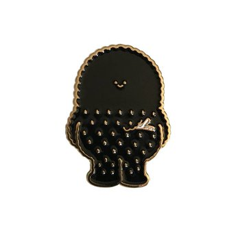 Treeson pin (Urban) by Bubi Au Yeung