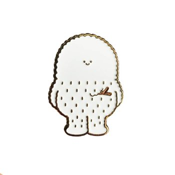 Treeson pin (Shiny) by Bubi Au Yeung
