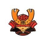 Kid Katana pin (Red) by 2Petalrose