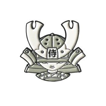 Kid Katana pin (Ghost) by 2Petalrose