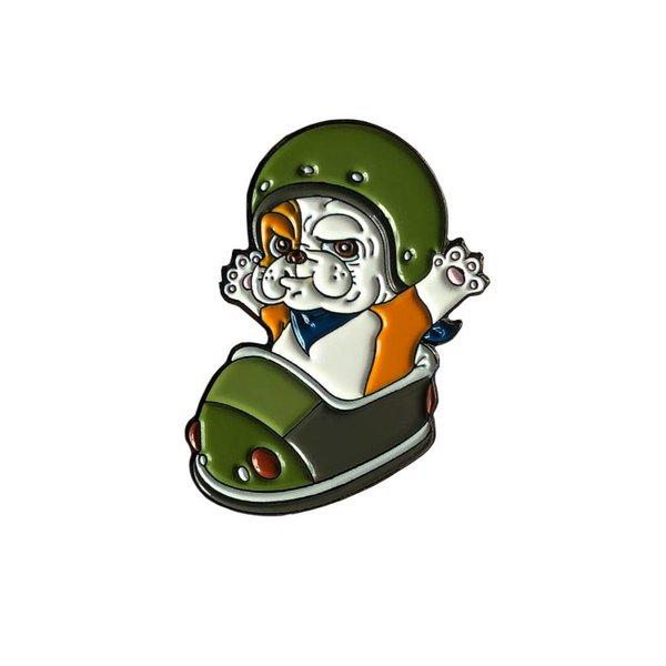 Mitt Pin (Army Green) by Six TwentyEight (628)