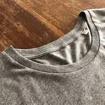 Lemony (Mid Heather Grey) T-shirt by Creamlab