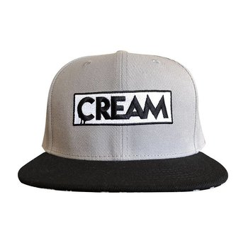 CREAM Snapback (Grey & Black) by Creamlab