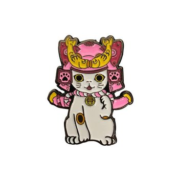 Ohonneko Pin (Pink) by K2TOY