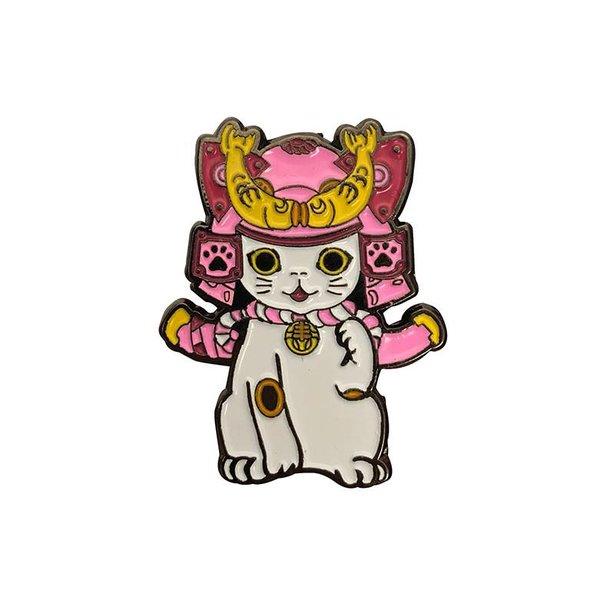 Ohonneko Pin (Pink) by K2TOY