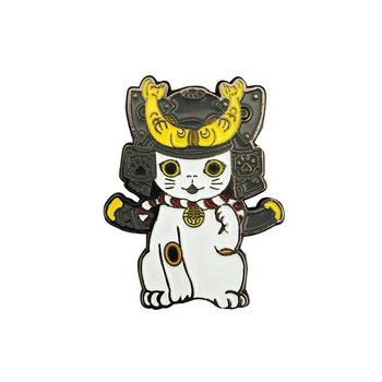 Ohonneko Pin (Grey) by K2TOY