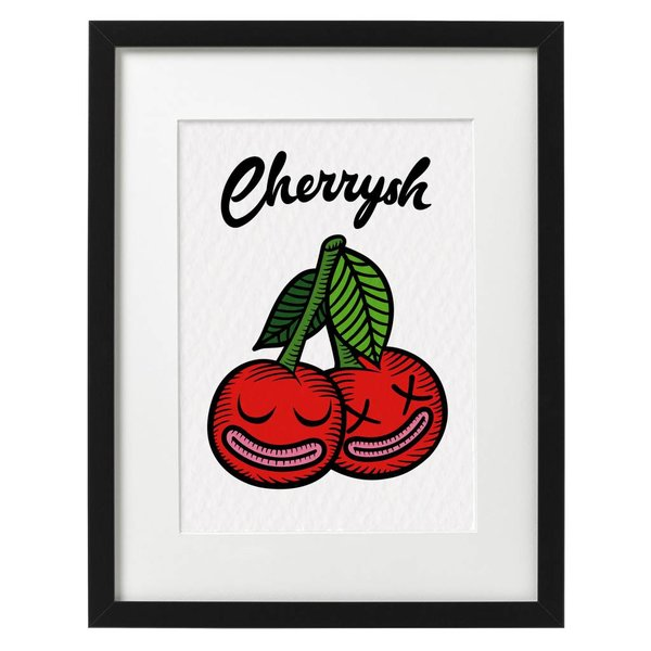 Cherrysh Print (A3) by Kloes