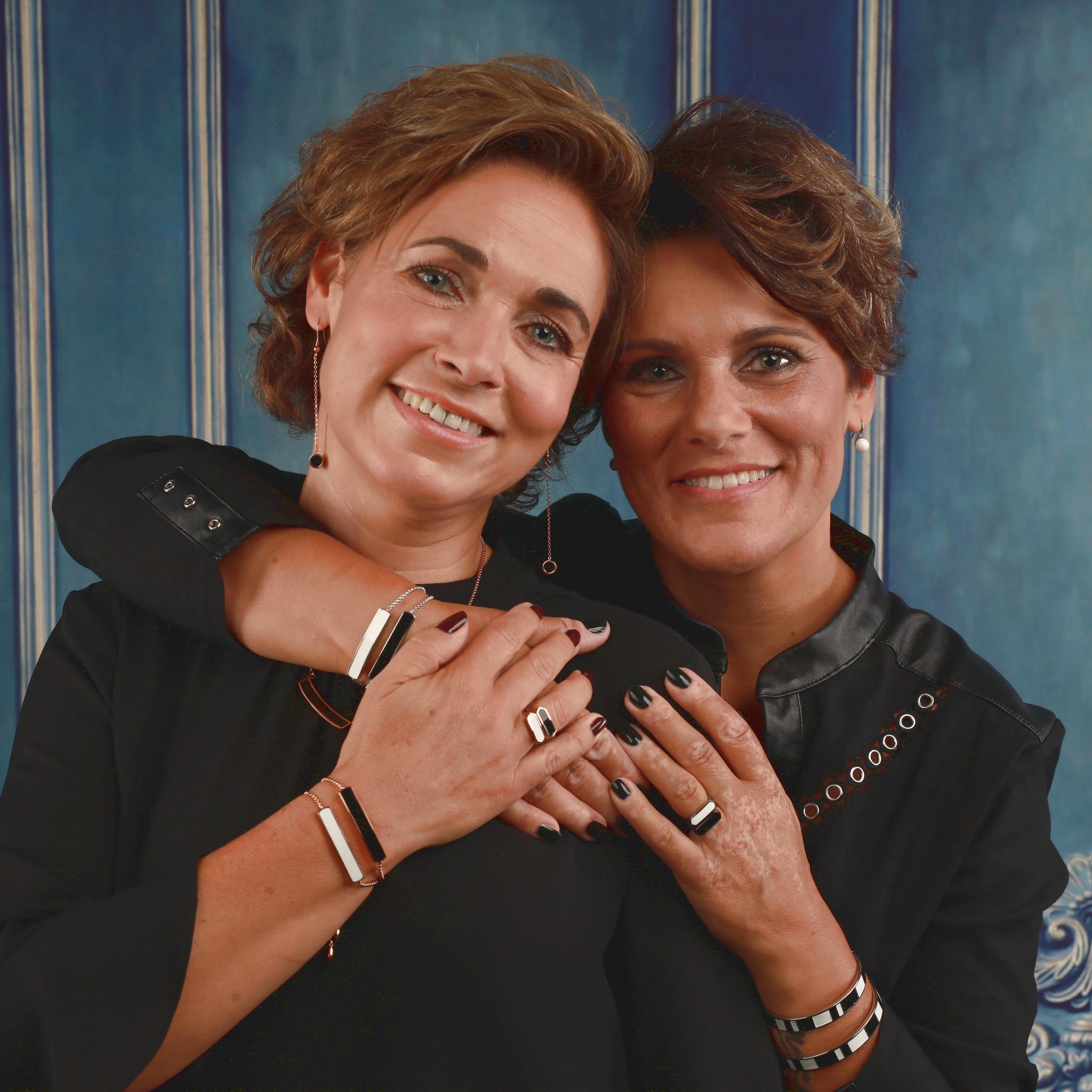 Christine & Marijke