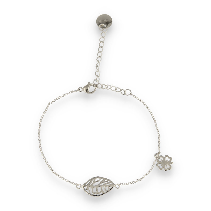 Picolo Lucky clover charm bracelet