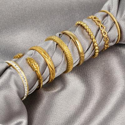 Stapelbare Ringe