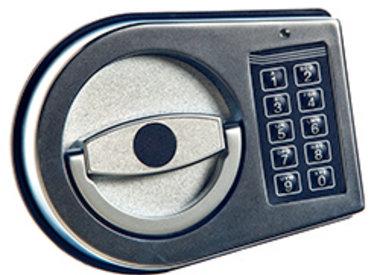 Elektronisch slot voor wapenkluis