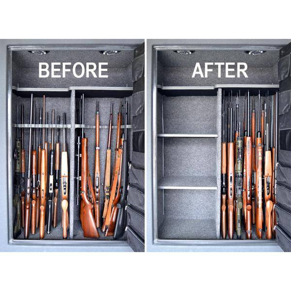 Geweerhouder Rifle Rod