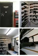 Geweersteun Horizontal Gun Cradles - 2 varianten