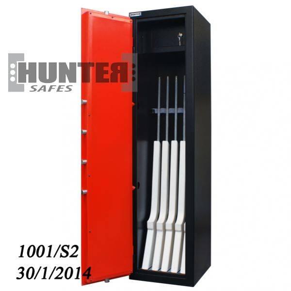 Wapenkluis 1001 G-1 extra/S-2 voor 5 geweren