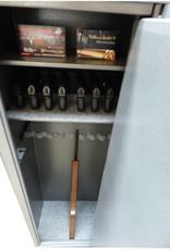 Wapenkluis F60 1P/1S voor 20 pistolen en 10 geweren