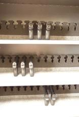 Wapenkluis, pistoolkluis of munitiekluis F80 NT