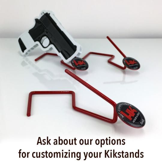 Branded Kikstand