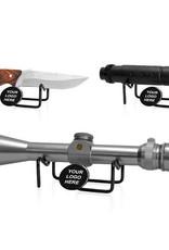 Branded Display steun richtkijker-mes-geluidsdemper 10 pack