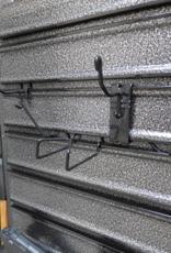 Wapenkluis 1007 G-3 1S  met slatwall pistolenwand