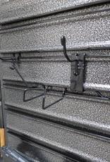 Slatwall ophangsysteem voor wapenkluis