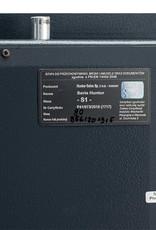 NL-Wapenkluis 1001 G-1 extra - 40 cm diep