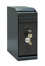 Voor het snel opbergen van documenten, sleutels en geld