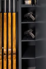 Wapenkluis 1785 G-4 met 148 cm geweerlengte en 3 binnenkluizen