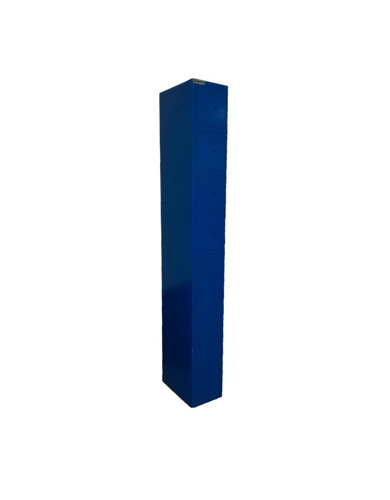 NL-Pistoolkluis unit blauw