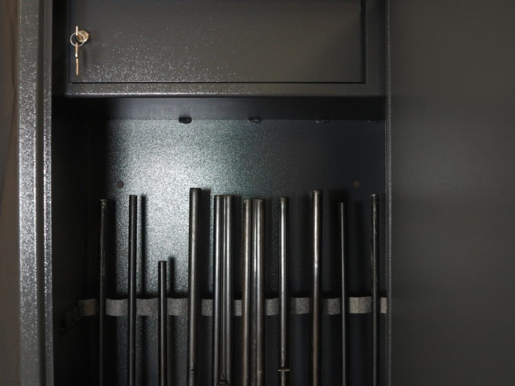 NL- Wapenkluis 1007/35 elektronisch slot