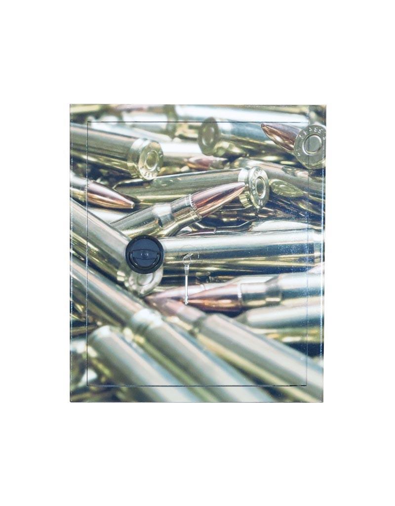 NL-Gewrapte munitiekluis pistoolkluis 1090