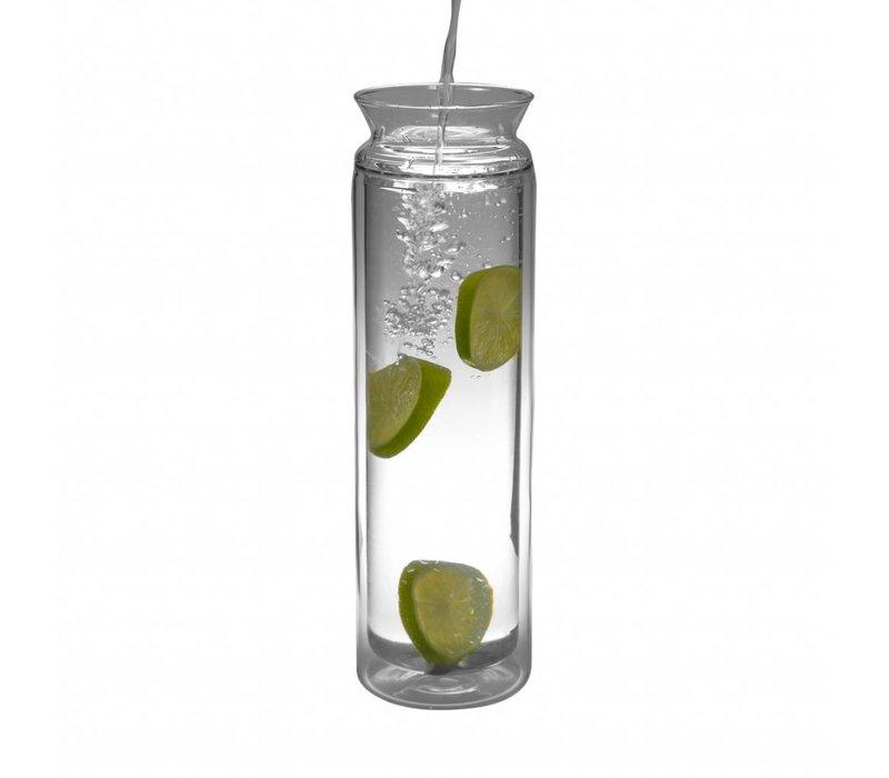 KARAFU Allzweckkaraffe mit Glasdeckel