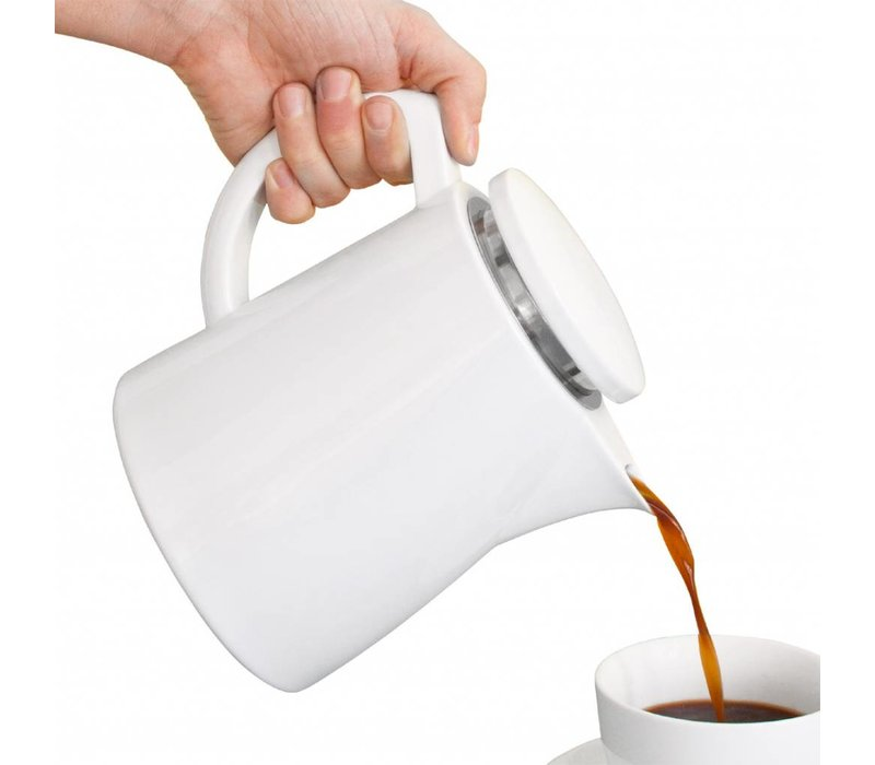 Sowden Oskar SoftBrew - Coffeebrewer with stainless steel filter