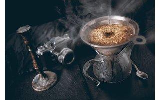 Ein echter Indianer kämpft barfuß! Teil 3 Coffee Dribbler